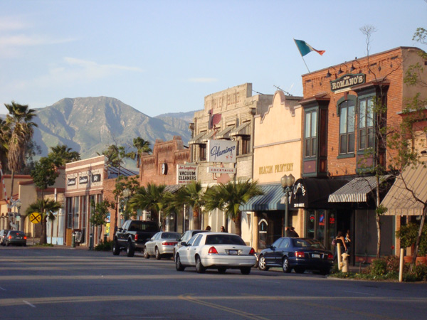 So You Want To Go Downtown Redlands Free Think