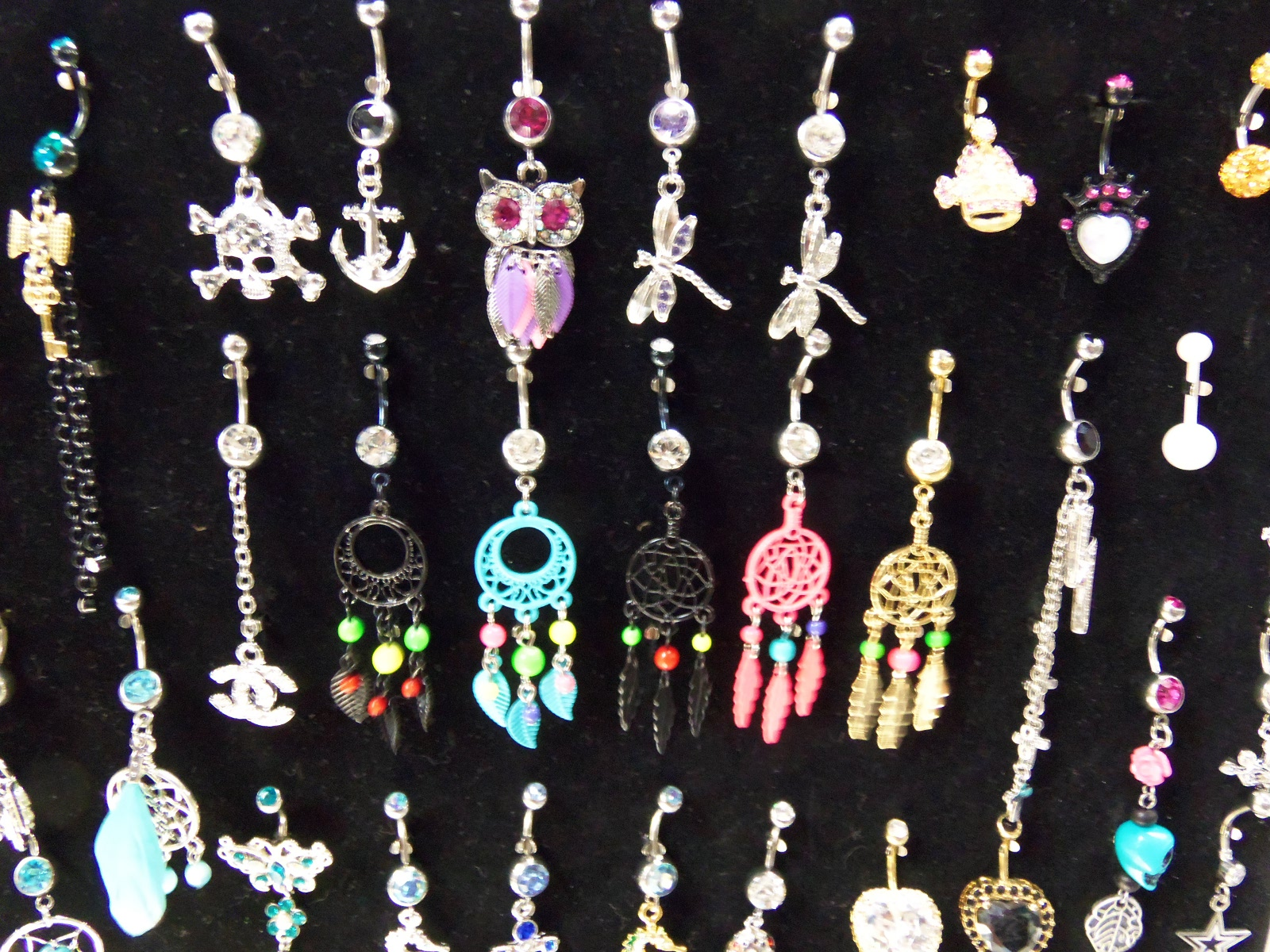 Awesome Diamond Belly button Rings Tumblr | Jewellry\'s Website