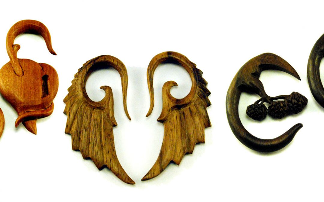 All Natural Organic Wood Plugs