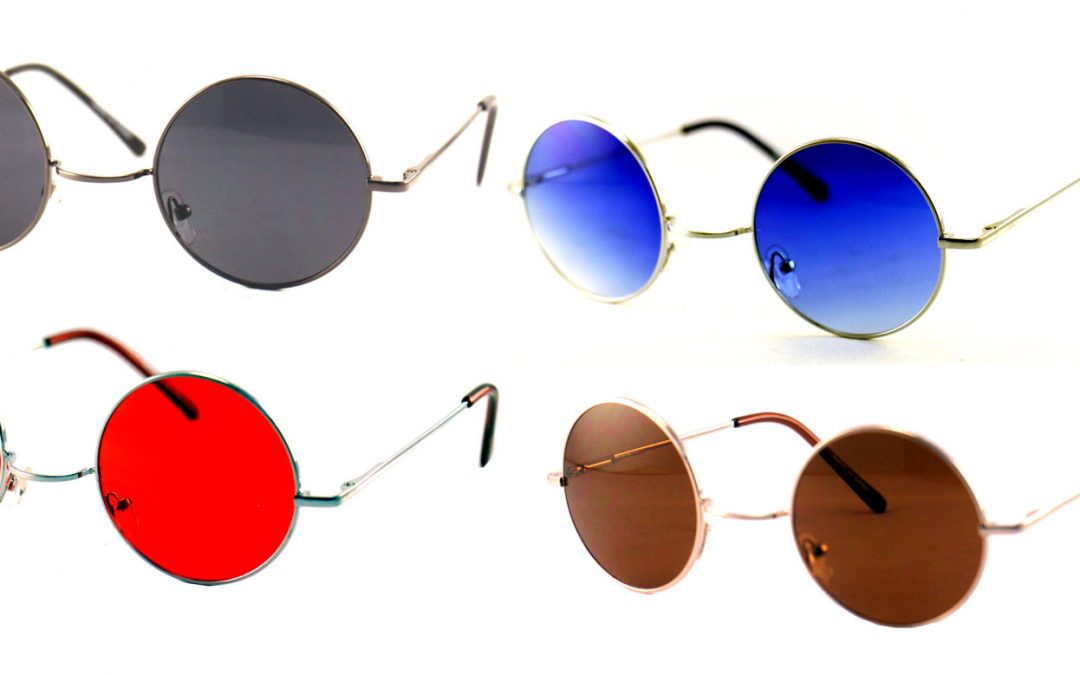 Back in Stock and Back In Style Round Circle Sunglasses