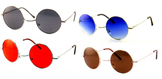 Circle Round Sunglasses