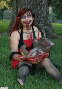Zombie Pauline