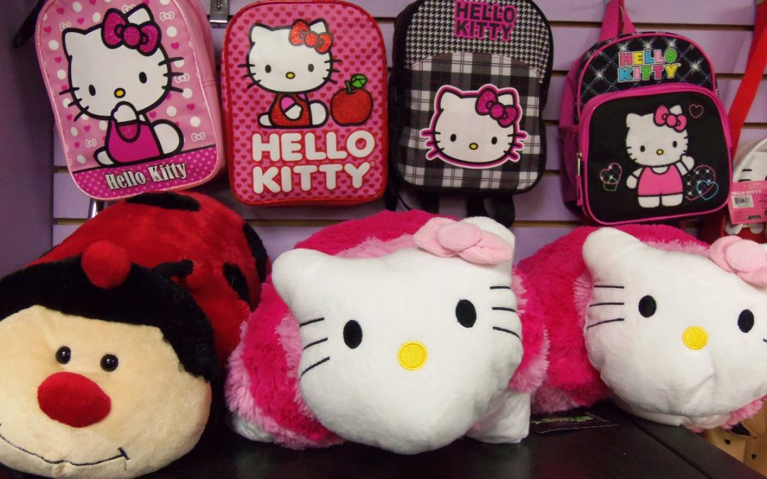 Hello Kitty! The Gear is Here!