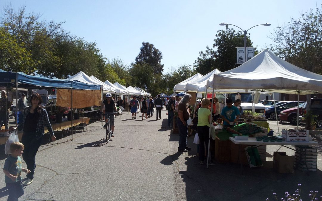 Redlands Farmers Market on Saturdays